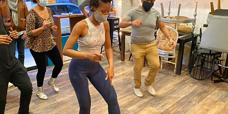 Salsa Dance Bootcamp classes for beginners (Virtual) tickets