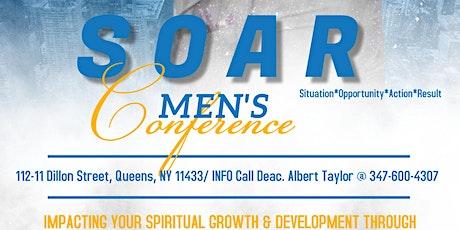 SOAR Men's Conference tickets