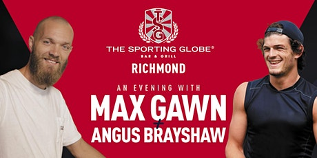 An Evening with Max Gawn & Angus Brayshaw - Richmond tickets