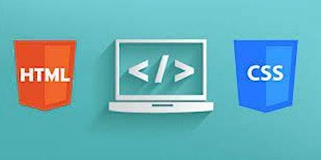 June School Holiday Program -Merrylands HS - HTML  - Web Dev - Age(10+) tickets