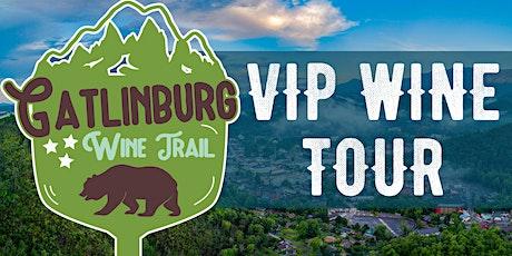 Gatlinburg VIP  Wine Trail Tour tickets