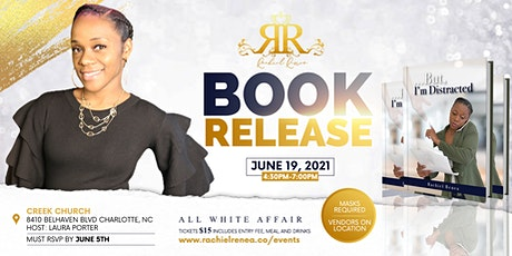Book Release tickets