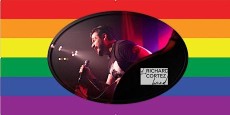 LGBTQ Pride Month Celebration - The Richard Cortez Band tickets
