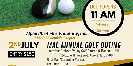 MAL Leadership Foundation Scholarship Golf Outing tickets