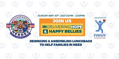 Neighborhood Heroes, Feeding Others (5/30/21) tickets