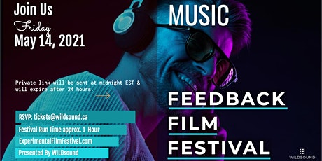 MUSIC Film Festival - Best of Shorts & Videos. Stream FREE all day Friday tickets