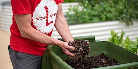 Composting and Worm Farming Drop-in Session tickets