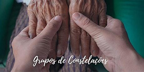 Copy of Grupo de constelações sistêmicas tickets