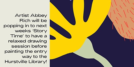 Story time (3-5 years) Hurstville Library tickets