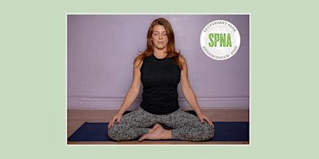 Meditation Mondays in Stuyvesant Square Park tickets