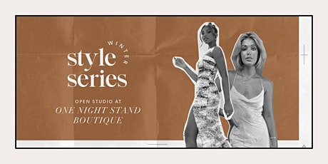 Open Studio at One Night Stand Boutique tickets