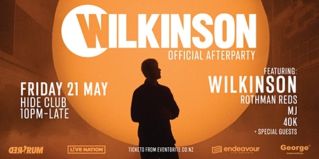 Wilkinson | Christchurch Afterparty tickets
