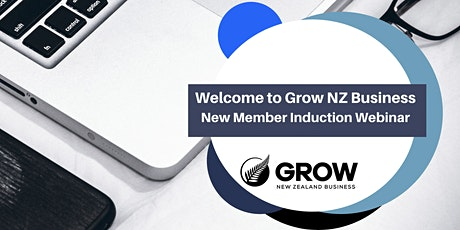 Welcome to Grow NZ Business tickets