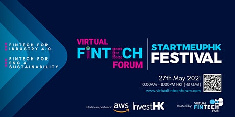 Virtual FinTech Forum 2021 tickets