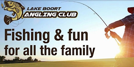 Boort Annual Fishing Comp & Family Weekend tickets