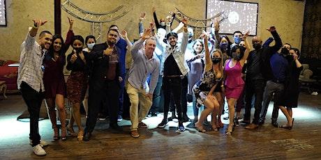 Meet & Dance Monday! Salsa Bachata for Absolute Beginners in Houston 06/21 entradas