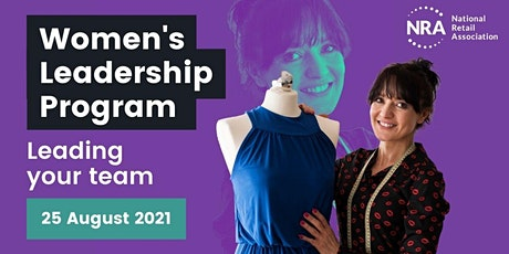 Women's Leadership Program: Leading your team tickets