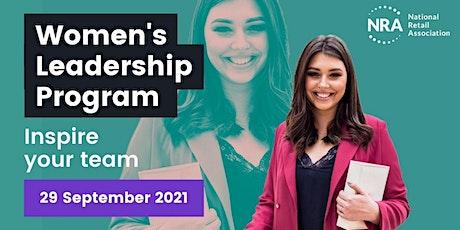 Women's Leadership Program: Inspire your team tickets