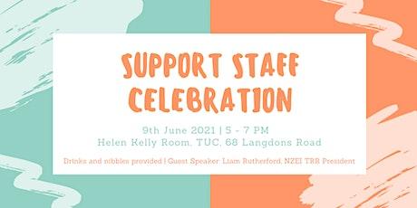 Support Staff Celebration tickets