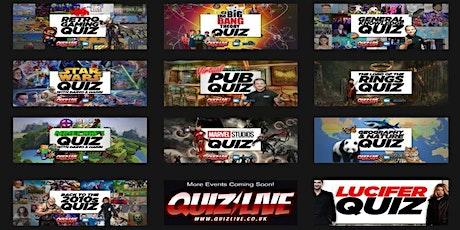 Interactive Virtual Quiz Shows by Quiz Live! tickets