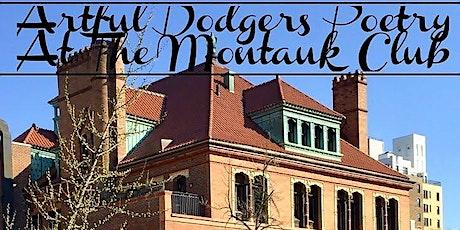 Artful Dodgers Poetry's Virtual Open Mic Featuring Martin Rocek tickets