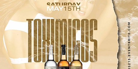 TOXIMIGOS Day Vibe (Sat. May 15th) tickets