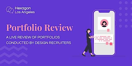 Portfolio Review tickets