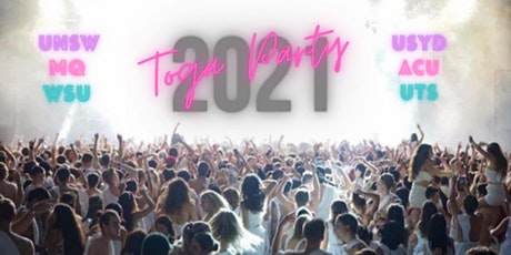 Toga Party Sydney tickets
