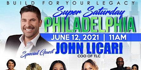 Super Saturday - Philadelphia tickets