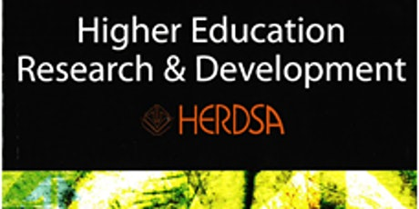 HERDSA: An Editors Guide to Publishing in HERD tickets