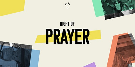Night of Prayer - June Edition tickets
