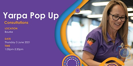 Yarpa Pop Up - Business Consultations (Bourke) tickets
