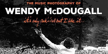 Author Talk - Wendy McDougall tickets