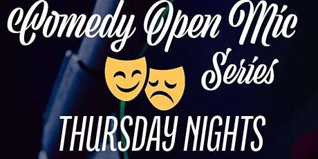 Comedy Open Mic at Beau Monde tickets