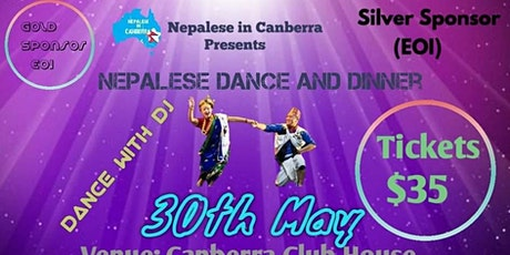 Nepalese Dinner and Dance tickets