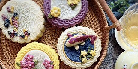 Palace Mooncake - Natural Food Colourings tickets