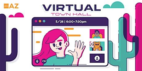 2021 AIGA AZ Town Hall (VIRTUAL) biglietti