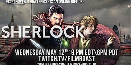 Free Online Riff of Sherlock tickets