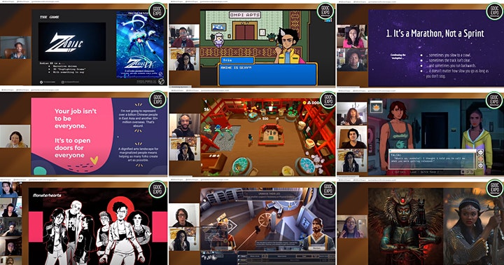 2021 Game Devs of Color Expo Online - Vault Access image