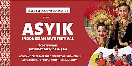 ASYIK Indonesian Arts Festival - Scotts Head tickets
