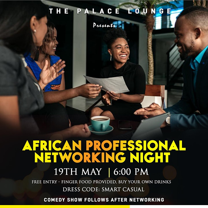 African Professional Networking Night image