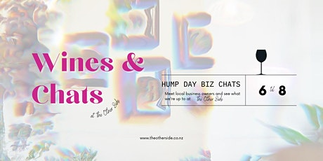 Hump Day Wines & Chats tickets