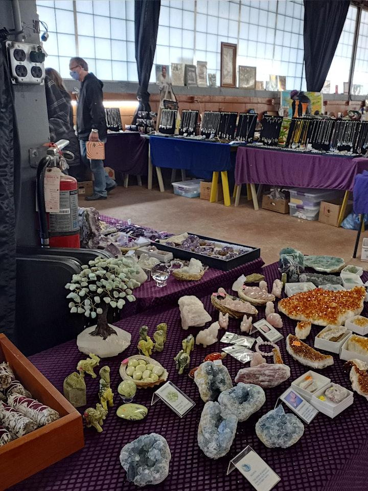 Psychic & Holistic Outdoor  Fair @ the Royal Oak Farmers Market! image