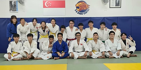 Weekday Adult Class (Tampines Dojo) tickets