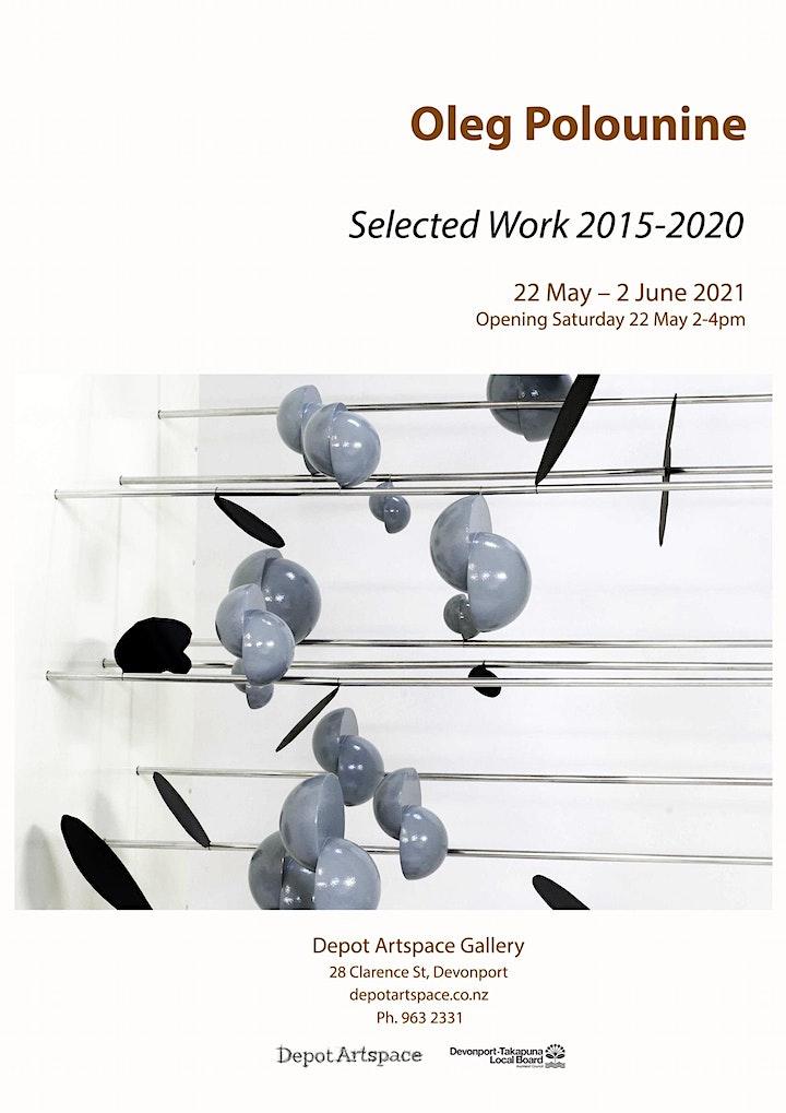 Oleg Polounine – Selected Work 2015-2020 image