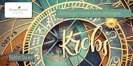Astrologie meets Aromatherapie :: KREBS Tickets