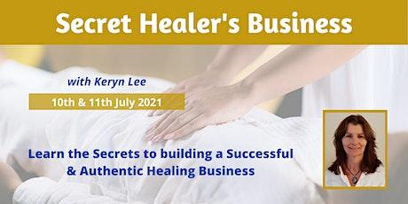 Secret Healer's Business tickets