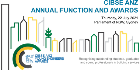 2021 CIBSE ANZ | Annual Cocktail Function & Awards tickets