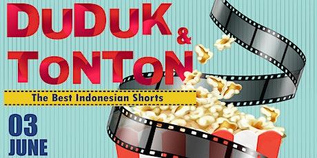 Duduk & Tonton: Indonesian Shorts tickets