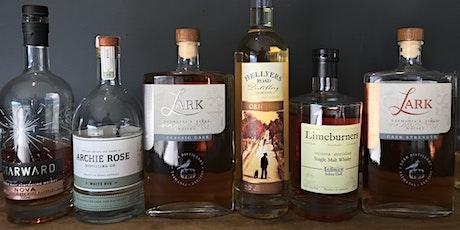 Australian Craft Whisky Masterclass tickets